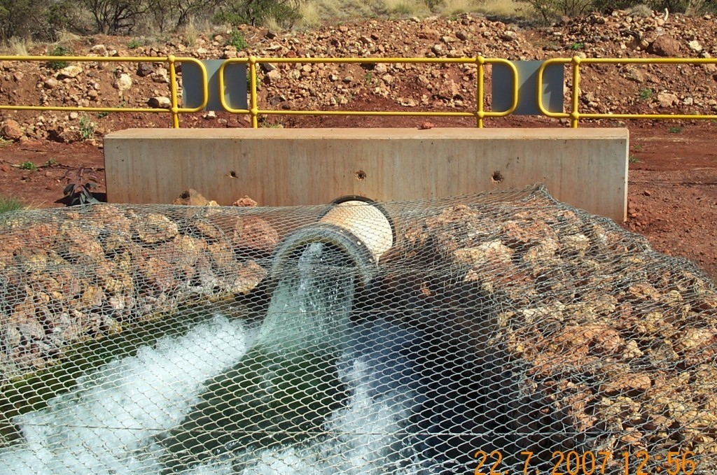 Dewatering – Pipe
